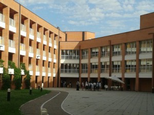 The Salerno University Dormitory