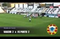 JUNIORES: Varzim SC 2 x FC Porto 2