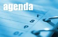 Agenda do Dia: Ter, 11 Julho