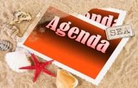 Agenda do Dia: Ter, 5 Set