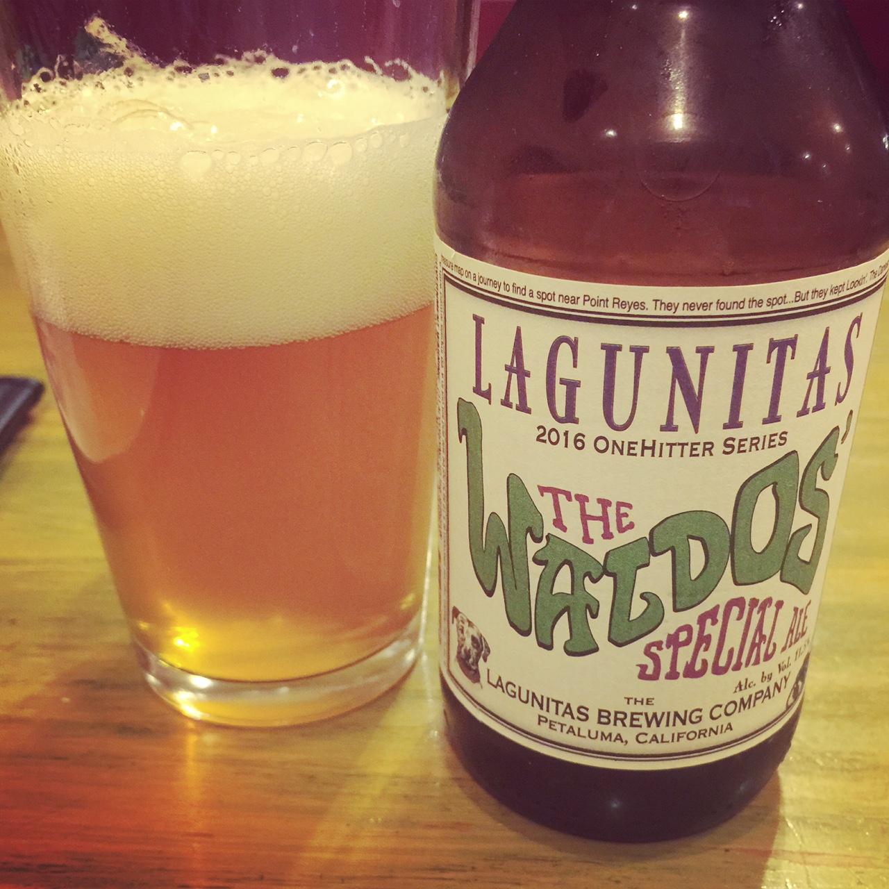 Where S Waldo Lagunitas Waldos Special Ale North Bay Brewery Tours