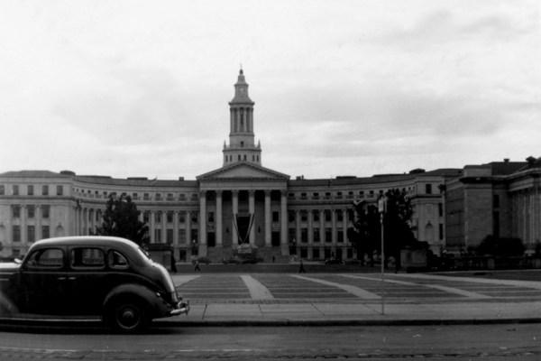 Denver City Hall 1941
