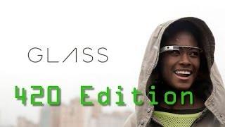 420 In Denver Through Google Glass