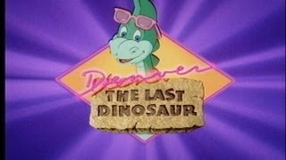 DENVER THE LAST DINOSAUR INTRO -OFFICIAL HD-
