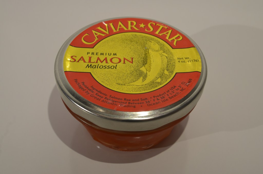 Caviar - Salmon 4oz