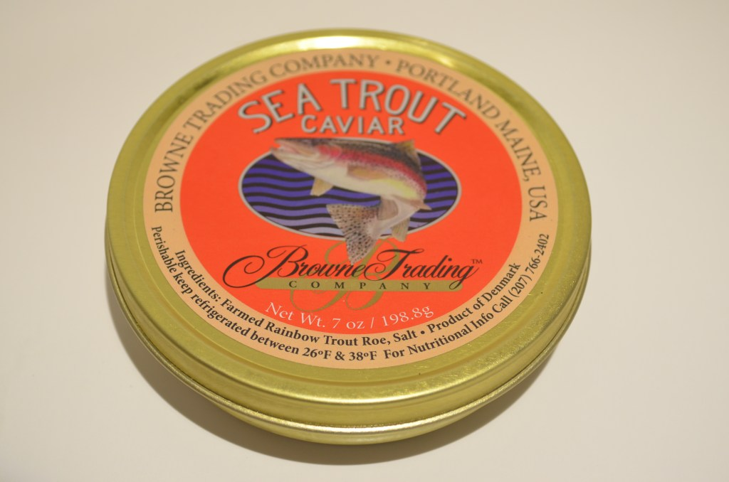Caviar - Trout 7oz