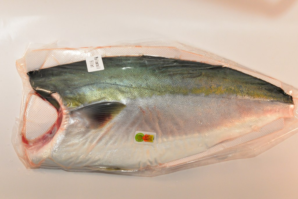 Hamachi Yellowtail