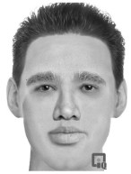 Sketch of Indecent Assault Suspect