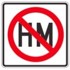 No HazMat Trucks Logo Small