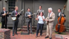 2012-05 | Steve Martin - Paul Revere House  with Nina Zannieri