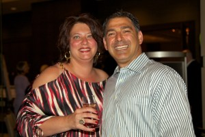 Lori and Dan Toscano