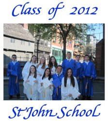 Class of 2012 St John School