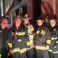 Retiring Fire Captain John Tkachuk Engine 8