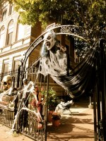 Nazzaro Playground Halloween by Virgil
