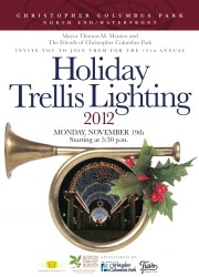FOCCP Trellis LIghting Poster