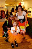 Halloween Trick or Treating at Salem Street Shops