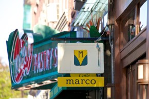 Marco - 253 Hanover Street - Photo by Matt Conti