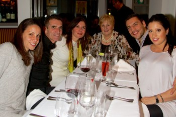 Monica&#039;s Dinner to Benefit the Eliot School - Nov 2012