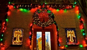 Maria SS Della Cava Society on Battery Street - December 2012 - Photo by Matt Conti