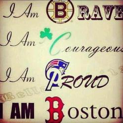 I am Boston