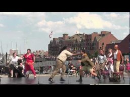 "Video: Bizet's Opera ""Carmen"" Performed by NEMPAC at Christopher Columbus Park – Acts I and II"