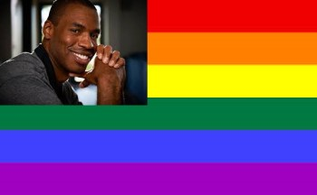 Jason Collins Gay Pride Picture
