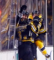 Bruins Playoff Victory