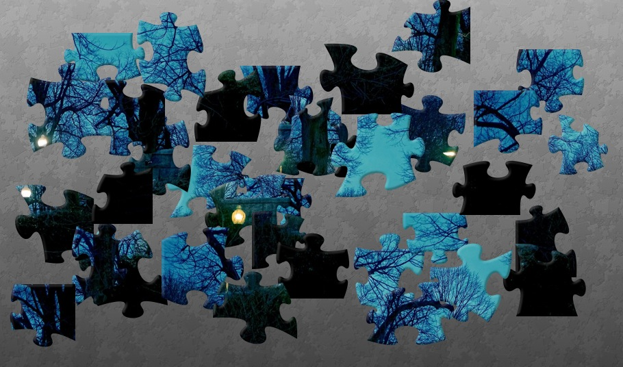 Copp's Hill Terrace Picture Puzzle