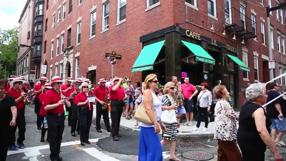 Video: North End Procession to Honor Feast Day for St. Anthony of Padua