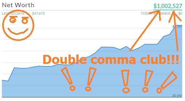 double comma