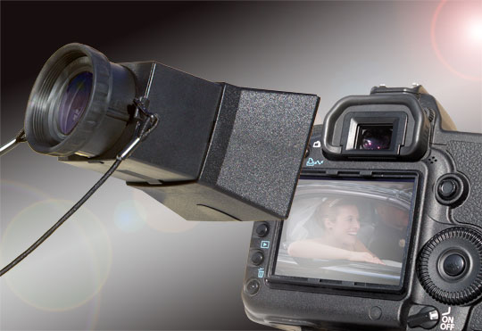 digi camera Hands on review: DigiFinder.pro LCD viewfinder