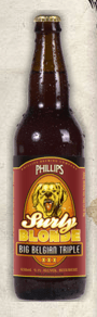 phillips surly blonde Phillips Brewing   Surly Blonde (NorthGeek Beer Review Series)