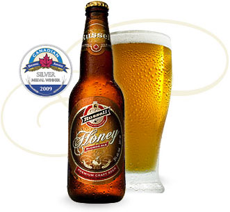 russell honey blonde ale Russell Brewing   Honey Blonde Ale (NorthGeek Beer Review Series)