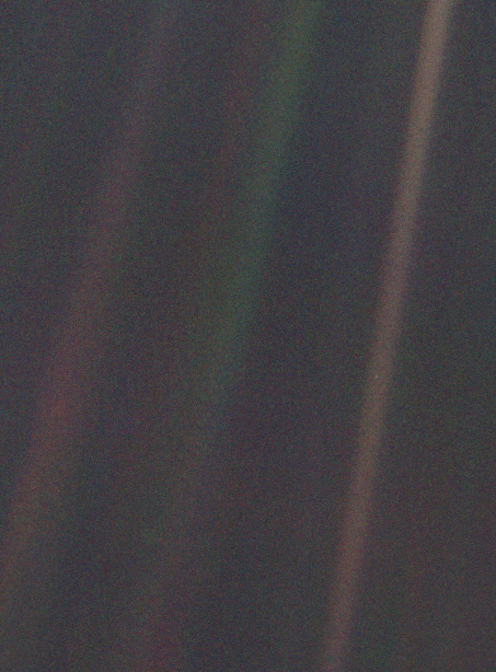pale blue dot Pale Blue Dot, the Most Epic Photo Ever Taken