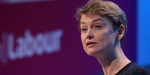 Yvette Cooper, Labour's shadow Home Secretary