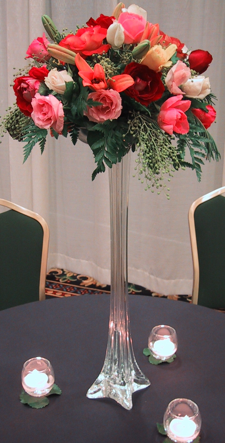 wedding centerpieces tall vases with wedding vases wedding centerpieces tall vases with flowers