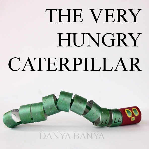 The-Very-Hungry-Caterpillar-Cardboard-Roll-Craft