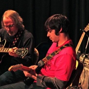 Generations guitarists