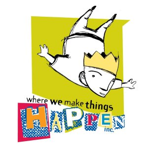 Happen, Inc. logo