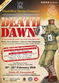 Death at Dawn poster
