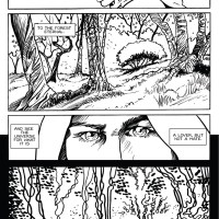 Fearful Hunter #1, page 4