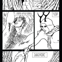 Fearful Hunter #1, page 8