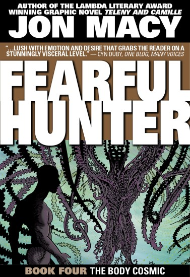 Fearful Hunter #4