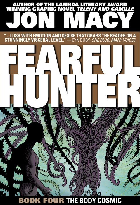 Fearful Hunter #4