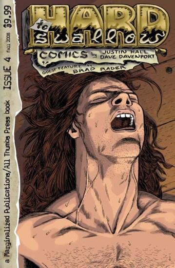 Hard to Swallow Comics #4