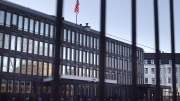 The US Embassy in Oslo.
