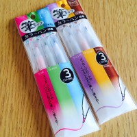 [n❁h]早い!安い!上手い!〈セリア〉のカラー筆ペンがマインドマップと相性抜群! #七ブ侍 #木曜日 *42