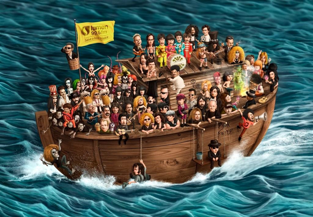 Lumen FM - Noah's Ark