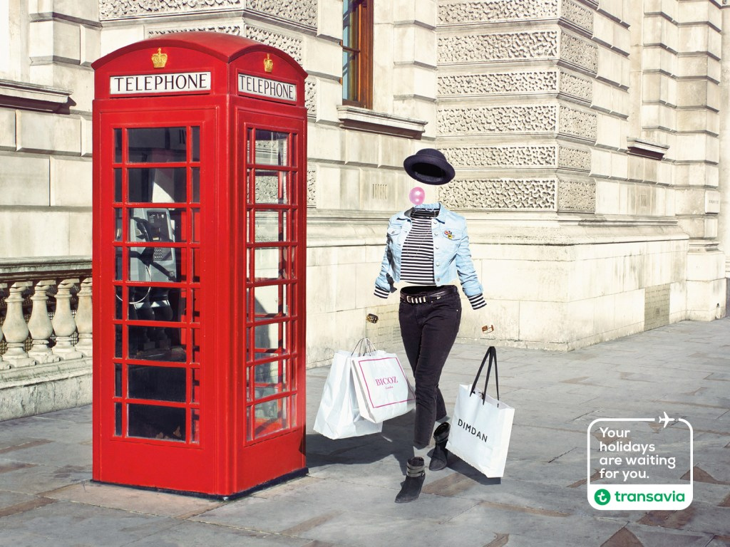 Transavia - Waiting Weekend London