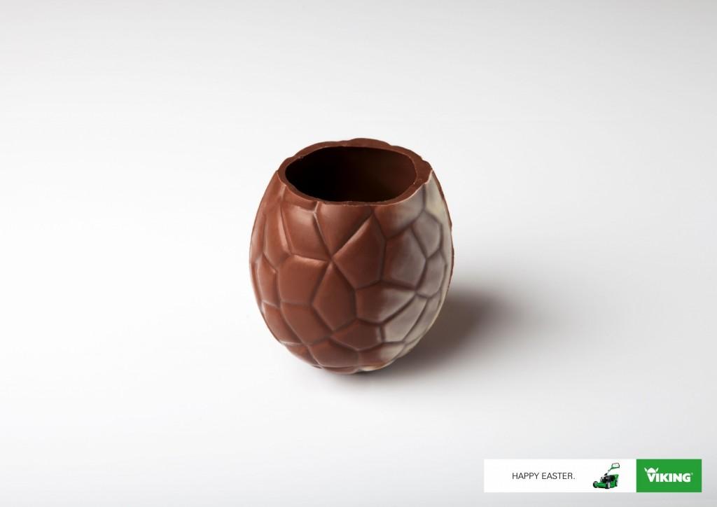 Viking - Happy Easter Egg